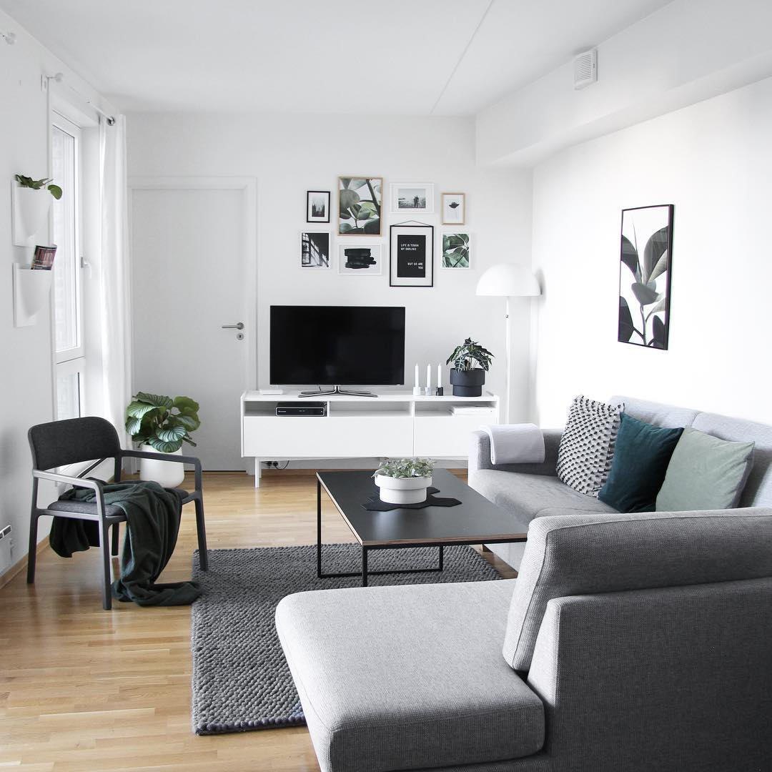 Tips Dekorasi Sederhana Untuk Rumah Ukuran Kecil