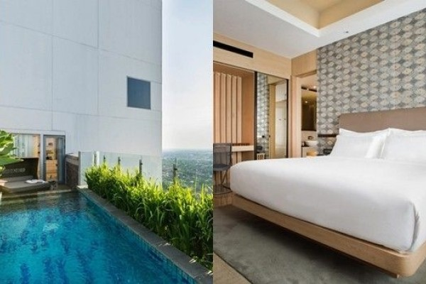 Intip Interior Hotel Alila Solo, Tempat Besan Jokowi Menginap