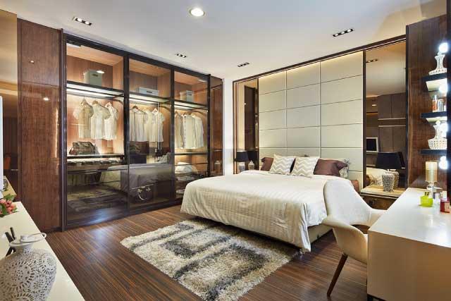 Dekorasi Ruangan Dengan Furniture Metric Yang Kekinian