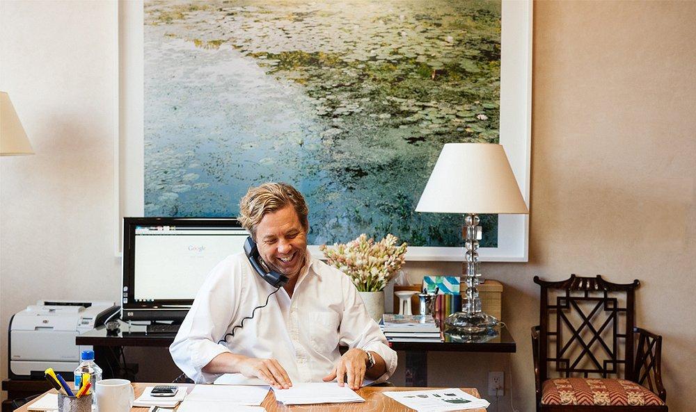 Michael S. Smith, Desainer Interior Kelas Dunia Yang Dihormati