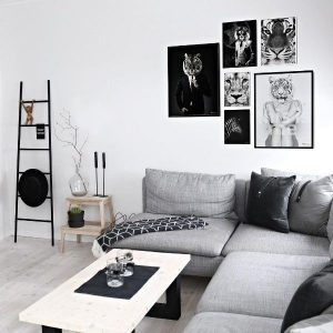 Penerapan Gaya Skandinavia Dalam Melakukan Dekorasi Ruangan