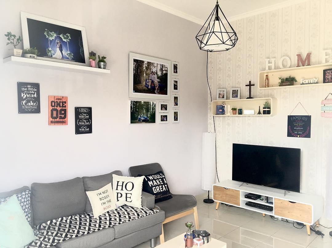 Intip Desain Interior Rumah Minimalis