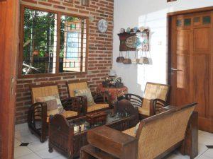 Desain Interior Rumah Dengan Gaya Pedesaan