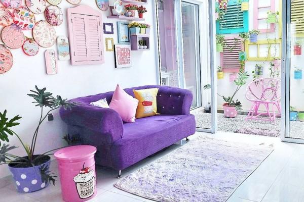 Ingin Rumah Ceria ? Coba Gunakan Dekorasi Shabby Chic