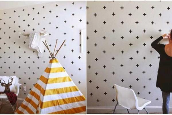 Cara Mudah Untuk Menghias Dinding Ruangan