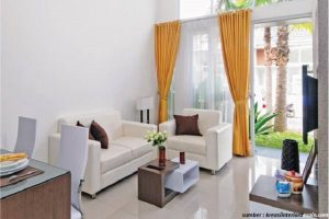 Tips Memperindah Ruangan Kecil Dengan Gaya Minimalis