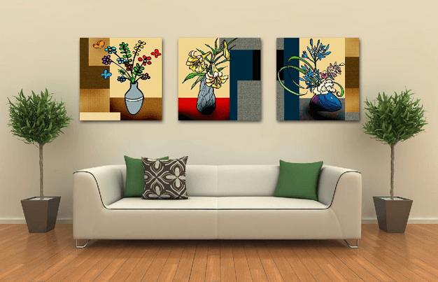 Fengshui: Penggunaan Lukisan Dalam Ruangan