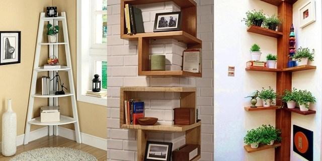 Manfaatkan Sudut Ruangan Dengan Dekorasi Yang Ciamik