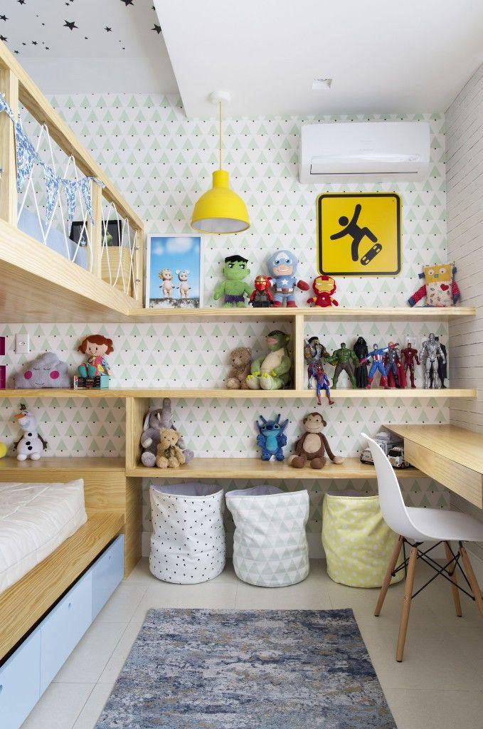 Model Interior Kamar Anak Yang Bisa Asah kepribadian Si Anak