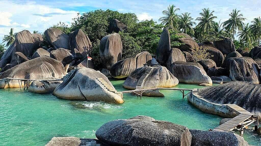 Natuna Keindahan Alam yang ada di Indonesia